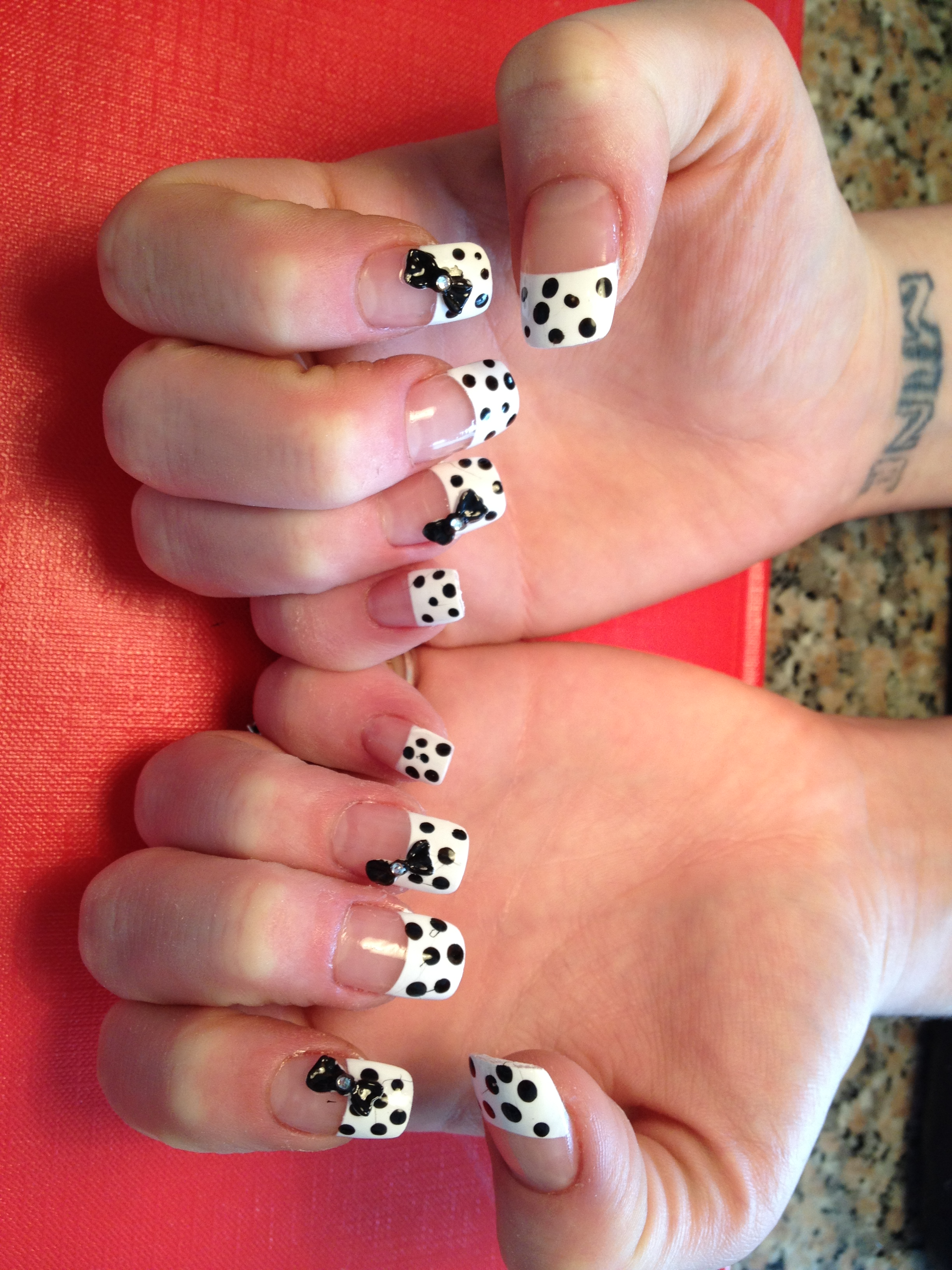 the best nails salon in UK for nails extensions